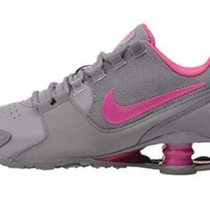 Nike Shox Avenue (GS)  Cool Grey Pink Shoes